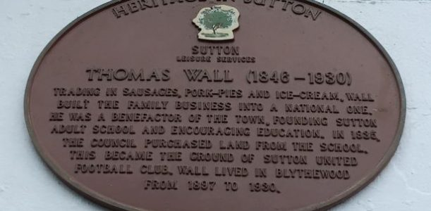 Who was Thomas Wall?