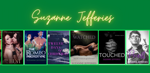 New speaker announced: Suzanne Jefferies on writing sex scenes