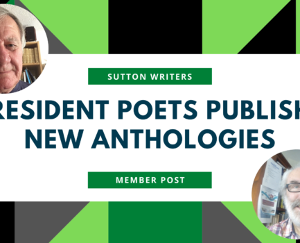 RESIDENT POETS TALK ABOUT THEIR NEW ANTHOLOGIES