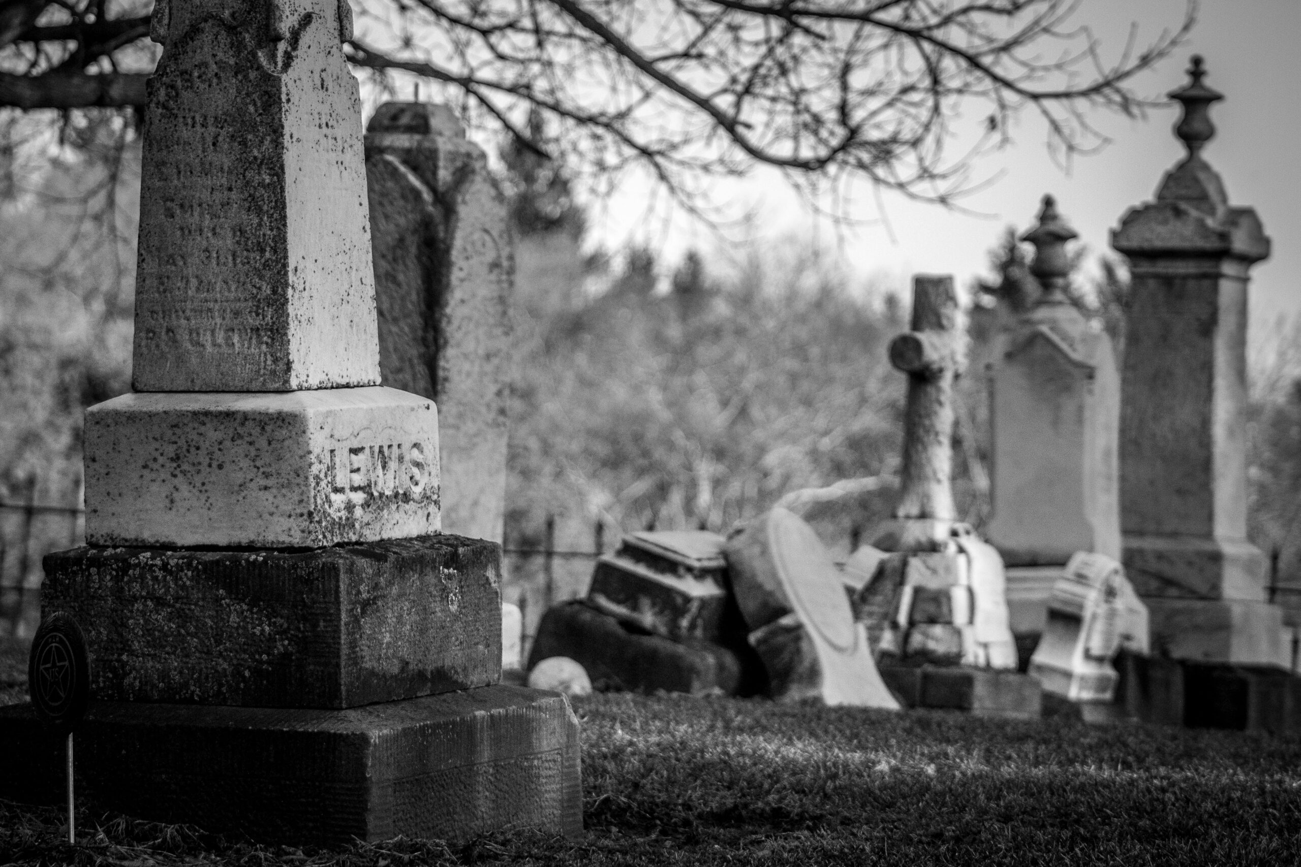 By Your Grave, by Ioannis Assiotis